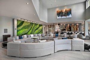 Lobby - Westin Hotel Calgary Airport