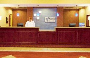 Lobby - Holiday Inn Express Hotel & Suites I-75 Brooksville