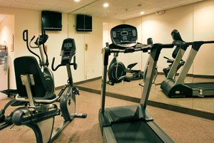 Fitness/ Exercise Room - Holiday Inn Express Hotel & Suites I-75 Brooksville