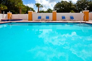 Pool - Holiday Inn Express Hotel & Suites I-75 Brooksville