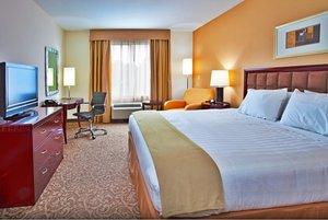 Room - Holiday Inn Express Hotel & Suites I-75 Brooksville