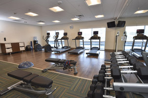Fitness/ Exercise Room - Holiday Inn Express Hotel & Suites Lake Nona Orlando