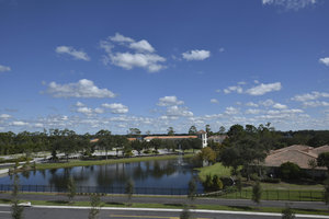 Exterior view - Holiday Inn Express Hotel & Suites Lake Nona Orlando