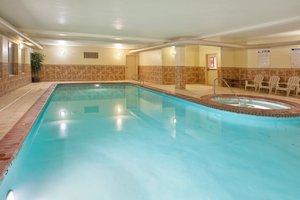 Pool - Holiday Inn Express Hotel & Suites Cedar City