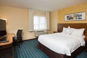 Room - Fairfield Inn by Marriott Manchester