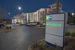 Exterior view - Holiday Inn Express Anderson