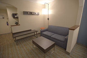 Suite - Holiday Inn Express Anderson