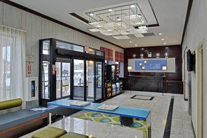 Lobby - Holiday Inn Express Queens JFK Airport Jamaica