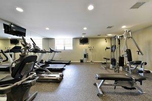 Fitness/ Exercise Room - Holiday Inn JFK Airport Rosedale Queens