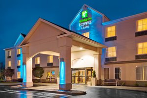 Exterior view - Holiday Inn Express Hotel & Suites Frackville