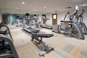 Fitness/ Exercise Room - Holiday Inn Express Downtown Salt Lake City