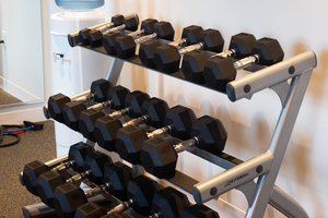 Fitness/ Exercise Room - Hotel Indigo Hattiesburg