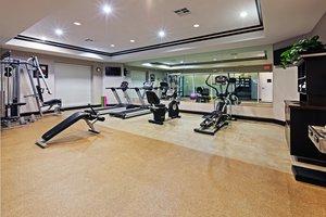 Fitness/ Exercise Room - Holiday Inn Kemah