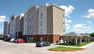 Exterior view - Candlewood Suites Bay City