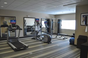 Fitness/ Exercise Room - Candlewood Suites Bay City