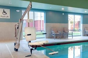 Pool - Holiday Inn Express South Calhoun