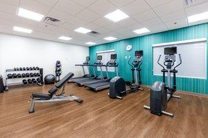 Fitness/ Exercise Room - Holiday Inn Express South Calhoun