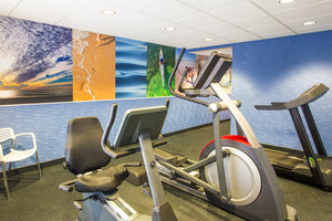 Fitness/ Exercise Room - Holiday Inn Express Hotel & Suites Dunedin