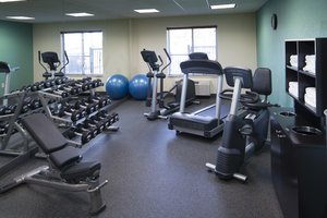 Fitness/ Exercise Room - Holiday Inn Express Archdale
