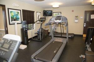 Fitness/ Exercise Room - Staybridge Suites Colorado Springs