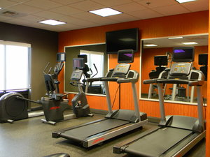 Fitness/ Exercise Room - Holiday Inn Express Hotel & Suites Madison