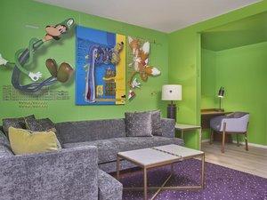 Suite - 21c Museum Hotel Downtown Nashville