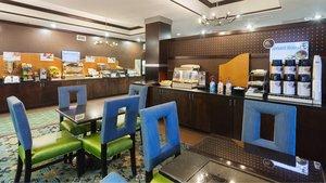Restaurant - Holiday Inn Express Hotel & Suites Stroudsburg