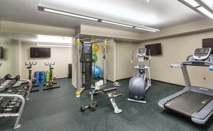 Fitness/ Exercise Room - Wyndham Hotel Downtown Austin
