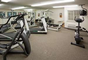 Fitness/ Exercise Room - Candlewood Suites Fairfax