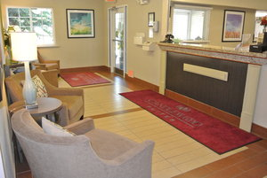 Lobby - Candlewood Suites Fairfax