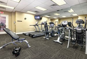 Fitness/ Exercise Room - Wyndham Nashville Resort