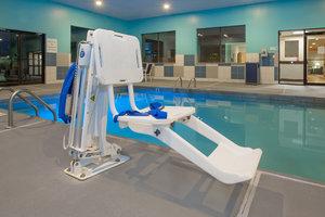 Pool - Holiday Inn Express Nicholasville