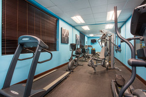 Fitness/ Exercise Room - Holiday Inn Express Nicholasville