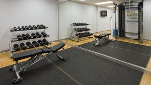 Fitness/ Exercise Room - Holiday Inn Winnipeg Airport West