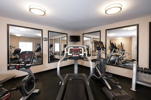 Fitness/ Exercise Room - Candlewood Suites Greeley