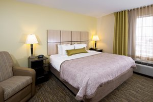 Room - Candlewood Suites Greeley