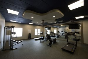 Fitness/ Exercise Room - Holiday Inn Express Perry