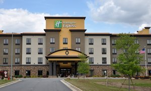 Exterior view - Holiday Inn Express Perry
