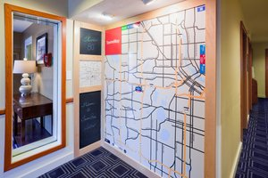 Map - TownePlace Suites by Marriott St Louis Park