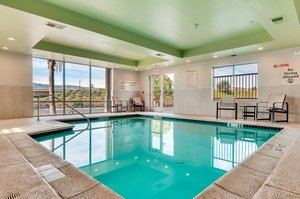Pool - Holiday Inn Express Hotel & Suites Lake Elsinore