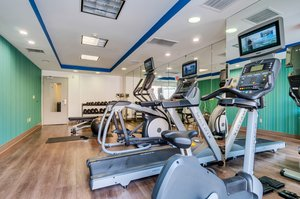 Fitness/ Exercise Room - Holiday Inn Express Hotel & Suites Lake Elsinore