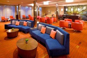 Bar - Courtyard by Marriott Hotel Long Beach
