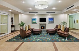 Lobby - Candlewood Suites San Angelo