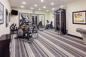 Fitness/ Exercise Room - Candlewood Suites San Angelo