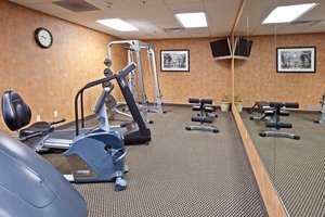 Fitness/ Exercise Room - Holiday Inn Express Hotel & Suites Hillview