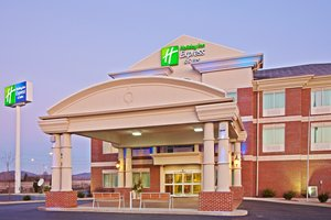 Exterior view - Holiday Inn Express Hotel & Suites Hillview