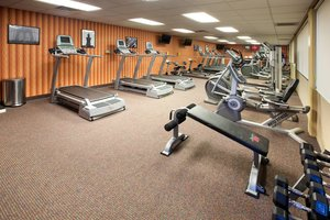 Fitness/ Exercise Room - Holiday Inn City Centre Sioux Falls
