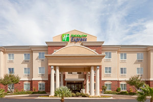 Exterior view - Holiday Inn Express Hotel & Suites San Angelo