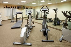 Fitness/ Exercise Room - Holiday Inn Express Hotel & Suites San Angelo