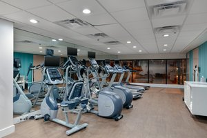 Fitness/ Exercise Room - Holiday Inn Express Downtown Atlanta